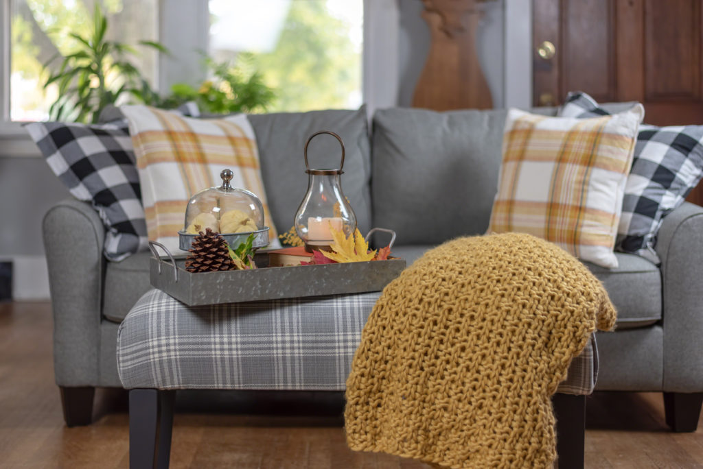 Decorating with Fabric - Tips for Coordinating Patterns and Colors