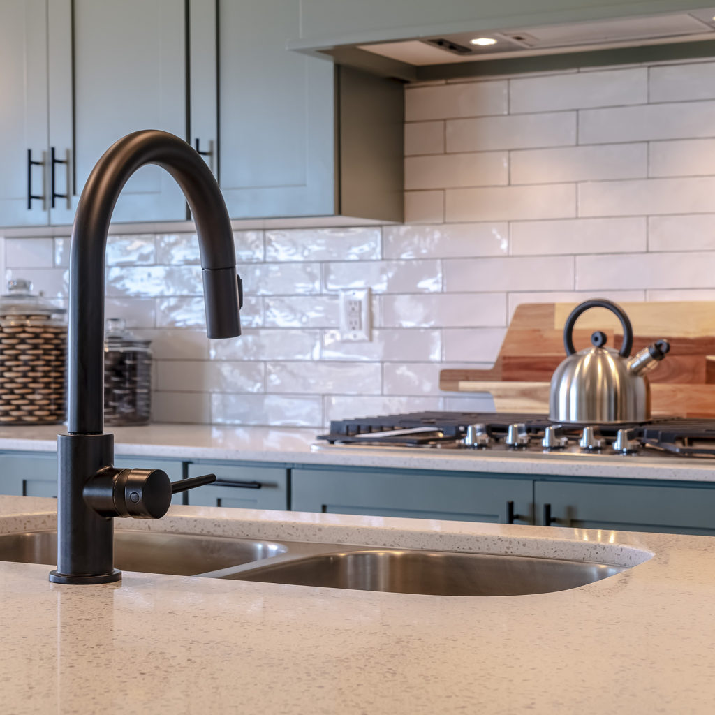 The Backsplash - A Functional Focal Point