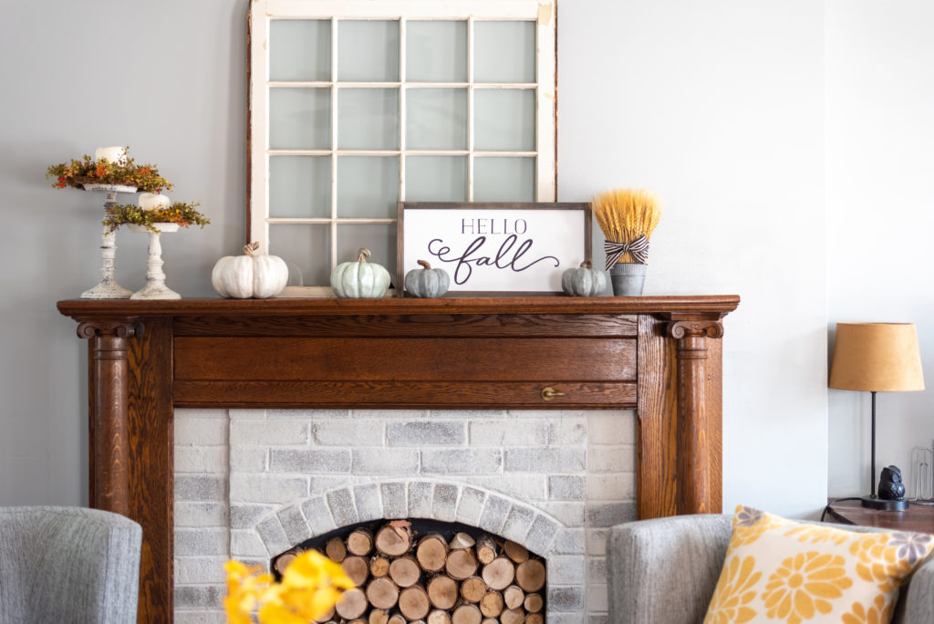 Fireplace Mantlepiece Decor - Making the Most of Your Fireplace