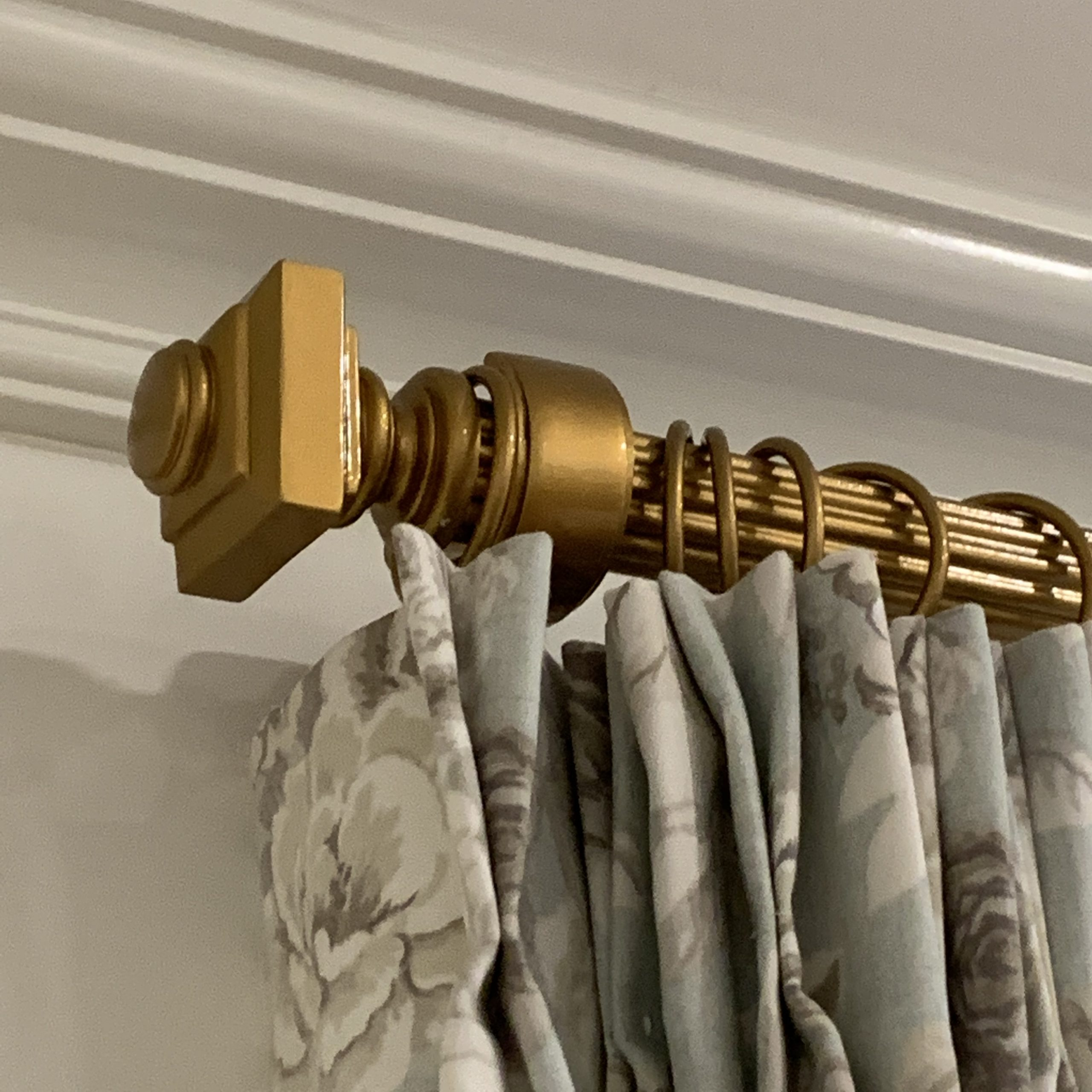 Designer Drapery Hardware - Jewelry for Your Window Treatments