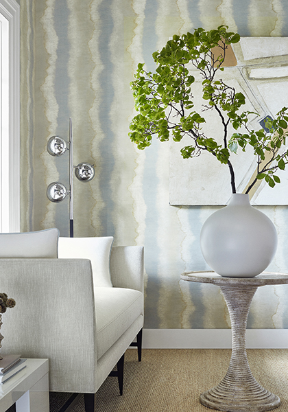 Decorating with Wallpaper - The Possibilities are Endless